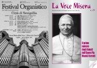 Leggi l'intero giornale in formato .pdf (circa 1 Mb) - La voce Misena