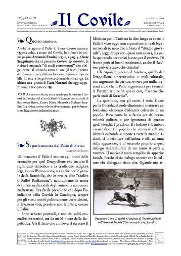 N° 596 - Il Covile