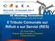 Presentazione di PowerPoint - Anci Toscana
