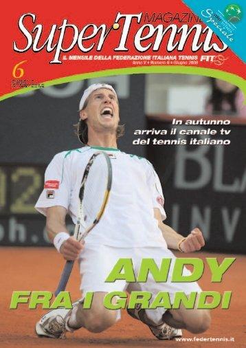 6 - Federazione Italiana Tennis