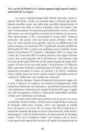 91 Tra i sorrisi di Primo Levi: Alcuni appunti sugli aspetti ... - NeMLA