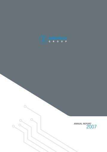 Bilancio Civilistico e Consolidato 2007 - Eurotech