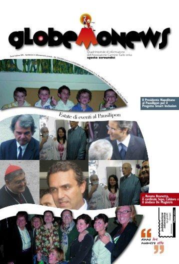 Scarica il GlobemoNews come allegato - Associazione Carmine ...