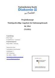NASIA - Diakonieverbund Sucht Osnabrück-Emsland