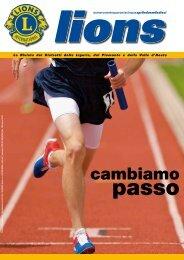 Numero 145 – Aprile 2010 - Rivista Lions