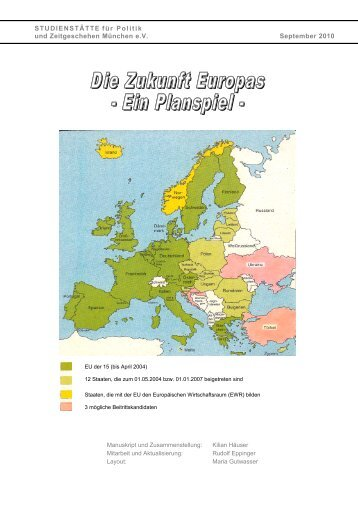 EU - Planspiel - studienstaette-muenchen.de