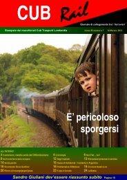cub rail 7 - LA TALPA