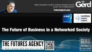 The Future of Business in a Networked Society