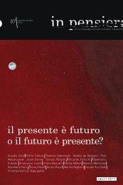 scarica gratis l'e-book 07 - in pensiero
