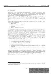 1. PREMESSA - Gazzette.info