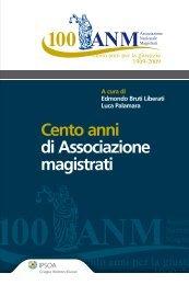 Scarica il pdf - Associazione Nazionale Magistrati