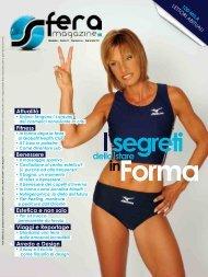 Attualità Fitness Benessere Estetica e non solo ... - Sfera magazine