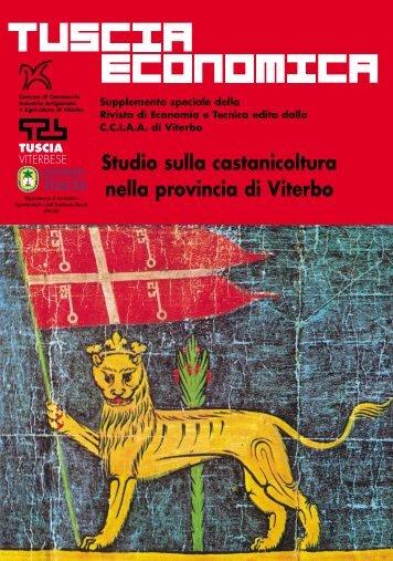 Studio sulla castanicoltura nella provincia di Viterbo - CCIAA di Viterbo