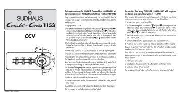 Combi-Code1153CCV NEU - sudhaus