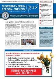 Bergen-Enkheimer - Gewerbeverein Bergen-Enkheim e.V.