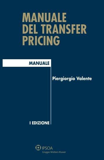 Manuale del transfer pricing - Postilla