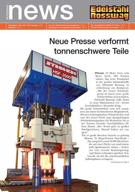 Top Job - Edelstahl Rosswag