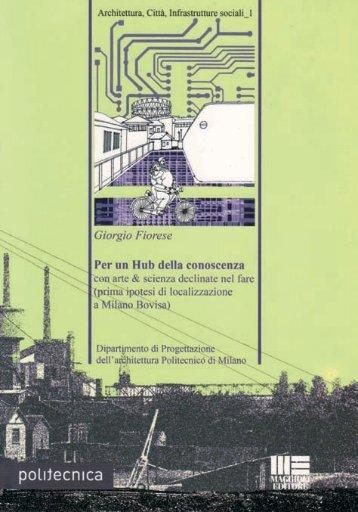Giorgio Fiorese Per un Hub della conoscenza - Dipartimento di ...