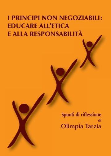 Scarica il PDF - Olimpia Tarzia
