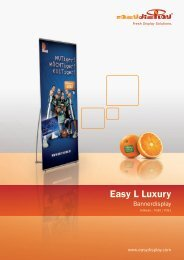 Easy L Luxury - Easydisplay.com
