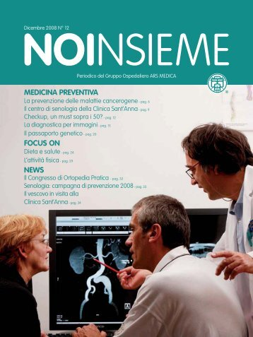 MEDICINA PREVENTIVA FOCUS ON NEWS - Swissoncology