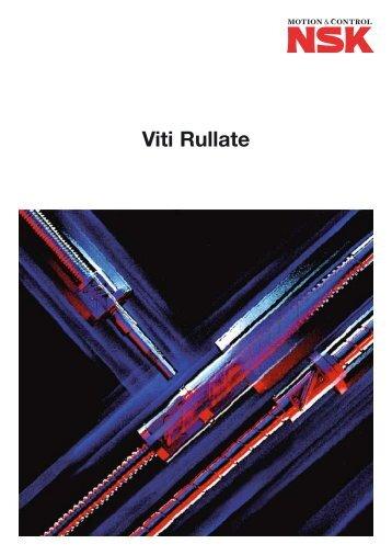 Serie R : Viti rullate - SolidComponents