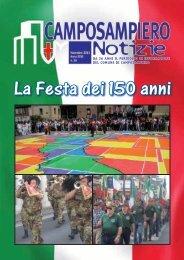 Camposampiero Notizie - novembre 2011 - Comune di ...