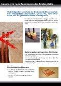 MEHRSPARTENHauseinführungen für Häuser ... - Stadtwerke Wedel - Seite 3