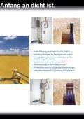 MEHRSPARTENHauseinführungen für Häuser ... - Stadtwerke Wedel - Seite 5