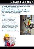 MEHRSPARTEN- Hauseinführungen für - Stadtwerke Wedel - Seite 4