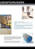 MEHRSPARTEN- Hauseinführungen für - Stadtwerke Wedel - Seite 5