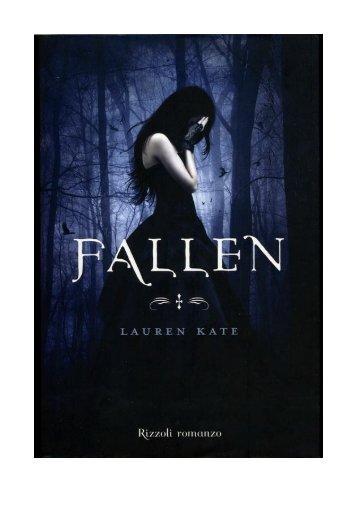 Lauren Kate - The Vampire Inside
