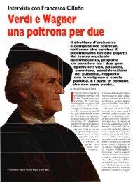 Verdi e Wagner - Francesco Cilluffo