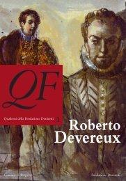 QF1 - Roberto Devereux - Fondazione Donizetti