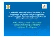 Contributo CLE [modalità compatibilità] - Regione Calabria