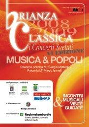 programma2008 - Provincia di Monza e della Brianza