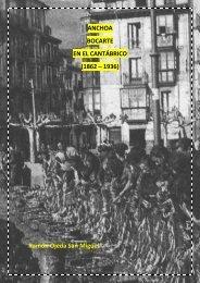 ANCHOA BOCARTE EN EL CANTÁBRICO (1862 ... - Cantu Santa Ana