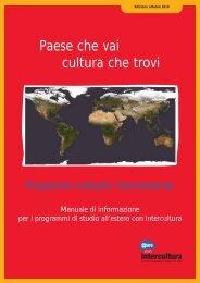 Paese che vai cultura che trovi - Bologna