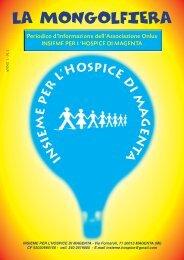 LA MONGOLFIERA - Insieme per l'Hospice di Magenta