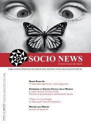 Socio News maggio 2007 - Ordine degli assistenti sociali