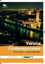 Programma di sala - Verona Contemporanea Festival