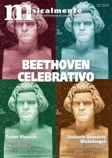 2013 | Anno 9 | numero 2 - Orchestra da Camera di Mantova