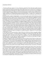 La traviata in breve - Teatro di San Carlo