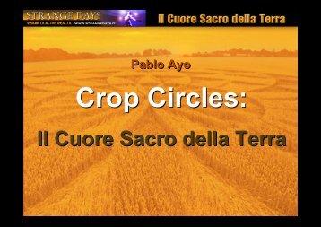 crop circles 2009: il cuore sacro della terra - strange days news