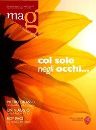 col sole negli occhi... - Mag Magazine