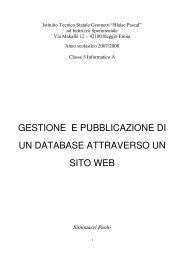 Tesi_5a superiore.pdf - Paolo Simonazzi - Altervista