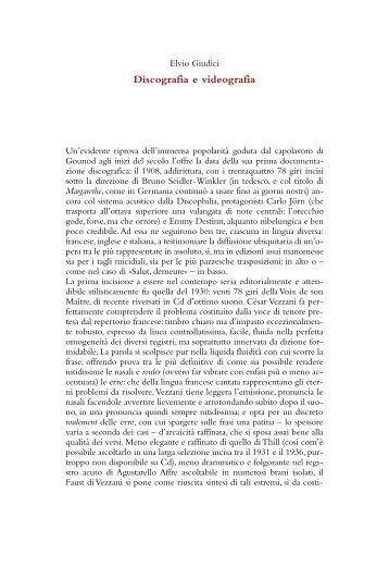 """gounod - faust - discografia - il portale di """"rodoni.ch"""""""