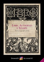 36_Front Cover (Rome).indd - Bloomsbury Auctions