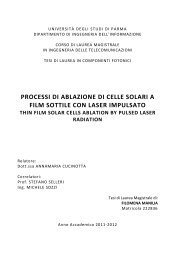 Download - Dipartimento di Fisica e Scienze della Terra - Università ...