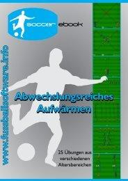 Abwechslungsreiches Aufwärmen - SV Waldeck Obermenzing